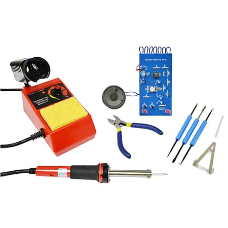 Elenco Deluxe Learn to Solder Kit review