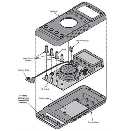 Elenco M2666K Multimeter Kit Review