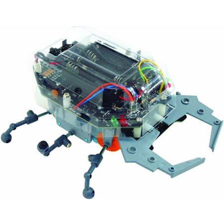 Elenco Scarab Robot Kit Soldering Required review