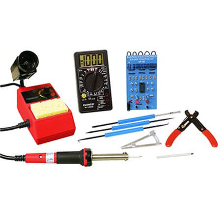 Hands-on Basic Electronics Kit Review