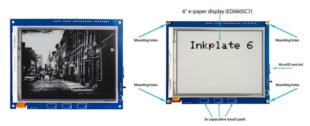 Inkplate 6 Reviews
