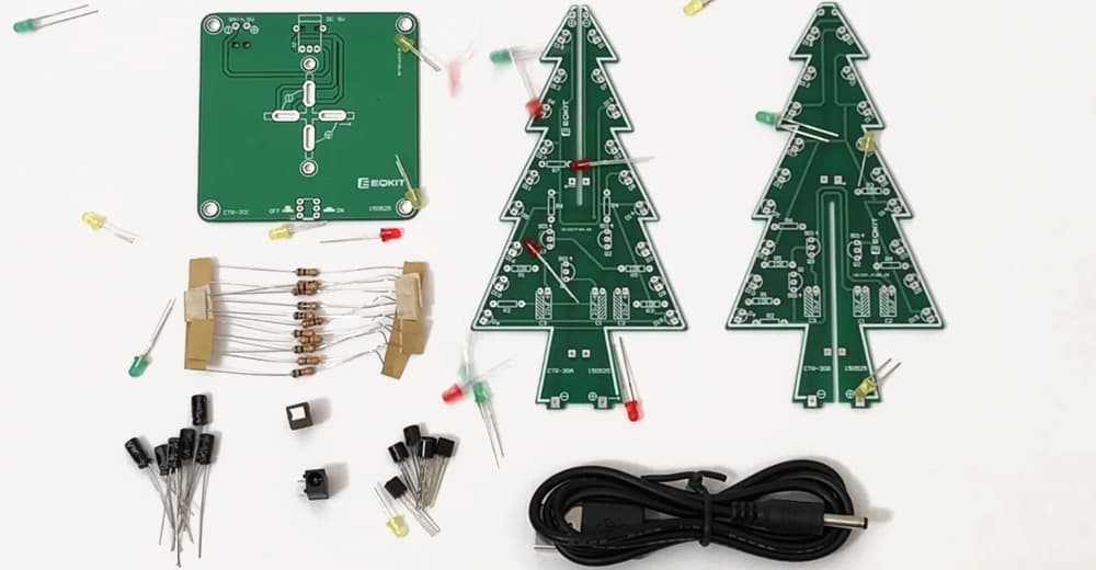 Popular Elenco Solder Project Kits Review