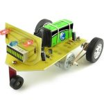 RACING ROBOT LEARN TO SOLDER KIT C6927 Chaney Electronics review