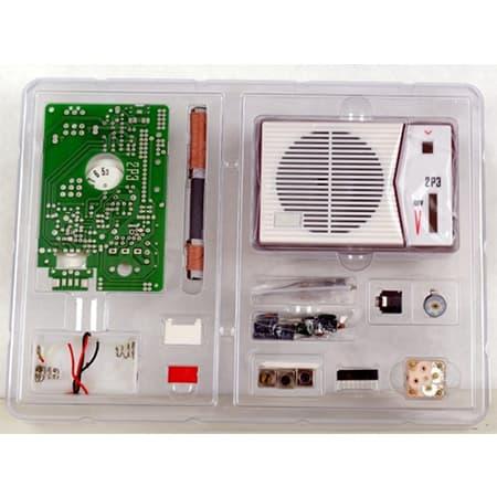 Tecsun 2P3 AM Radio Receiver Kit review