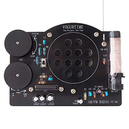 VOGURTIME AM/FM Radio Kit review