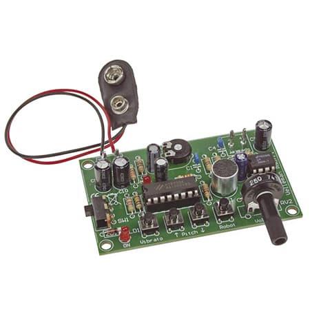 Velleman MK171 Voice Changer review