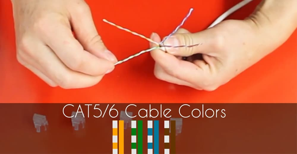 how to make a rj45 connection