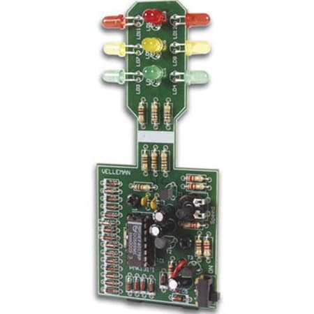 Four-Way LED Traffic Light Kit Review