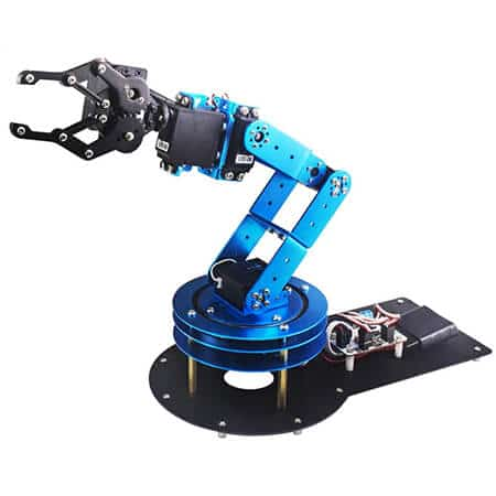 LewanSoul 6DOF Robotic Arm Kit for Arduino