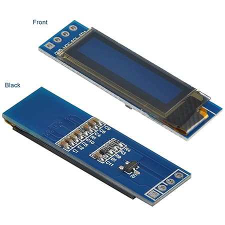 MakerFocus I2C OLED Display Module for Arduino review