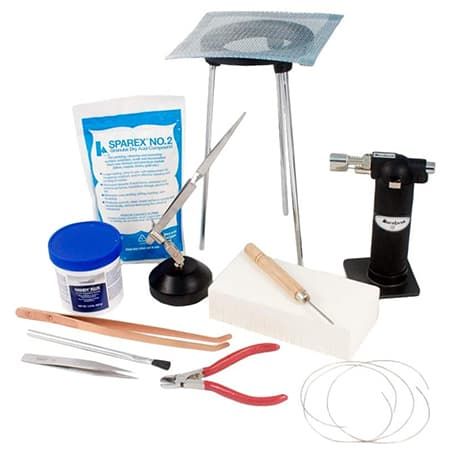 SFC TOOLS Standard Jewelry Soldering Kit Review