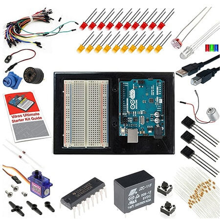 Vilros Arduino Uno 3 Ultimate Starter Kit
