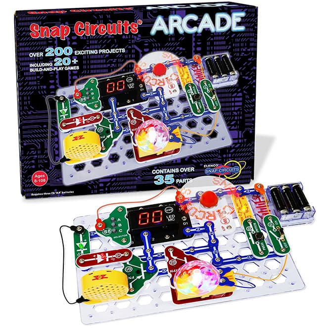 Snap Circuits Arcade Kit review