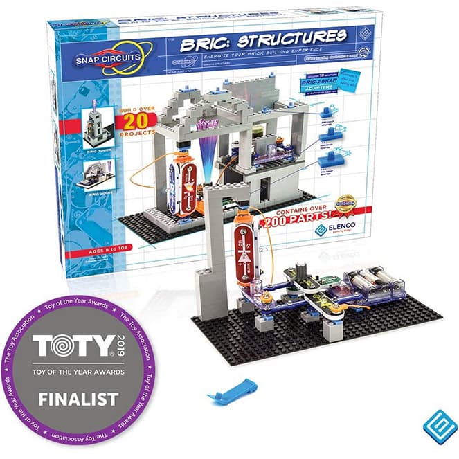 Snap Circuits BRIC review