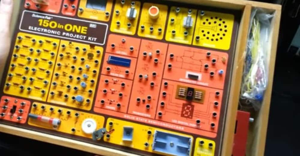 Electronic Hobby Kits Radio Shack Review