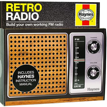 Haynes Retro Radio Kit review