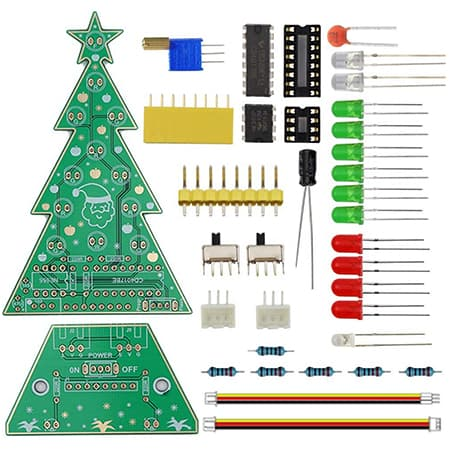 LED Light Christmas Tree KIt review