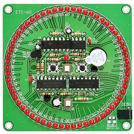 Gikfun 60 Seconds DIY Electronic Timer review
