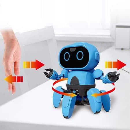 Hi-Tech First STEM Robot Kits review