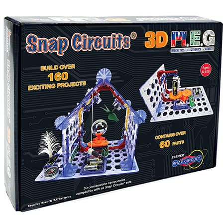 3D M.E.G. Electronics Discovery Kit review