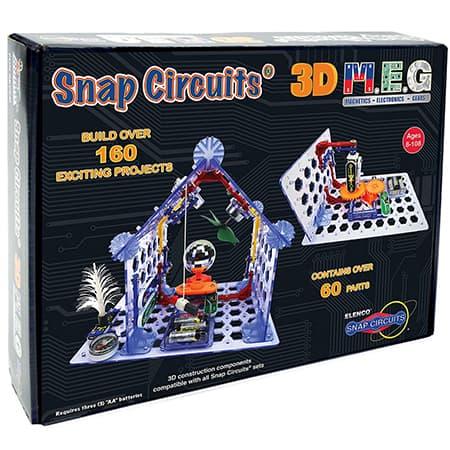 3D M.E.G. Electronics Discovery Kit review