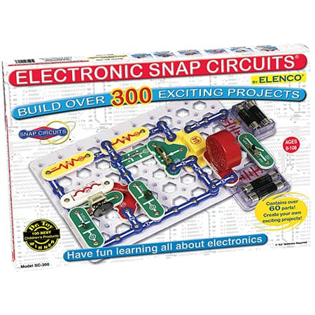 Snap Circuits Classic SC-300 review