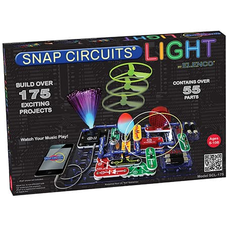 Snap Circuits LIGHT Electronics Exploration Kit review