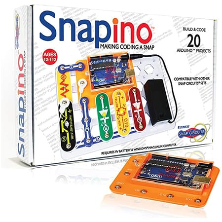 Snap Circuits Snapino review