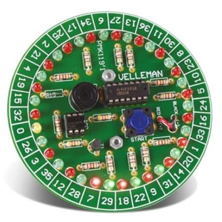 Velleman Roulette MK119 review