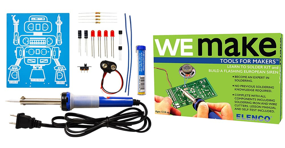 Best Solder Kits with Soldering Iron Review