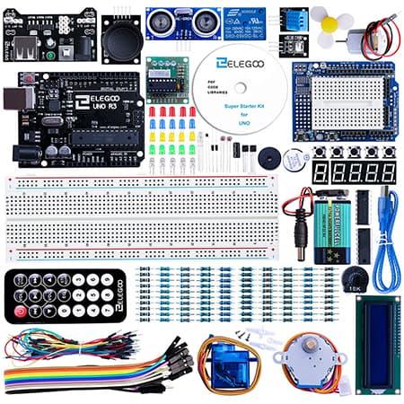 ELEGOO UNO Project Super Starter Kit Review