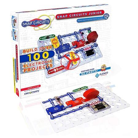 Elenco Snap Circuits Jr. SC-100 review