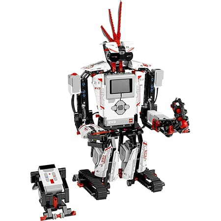 Lego Mindstorms EV3 31313 Robot Kit review