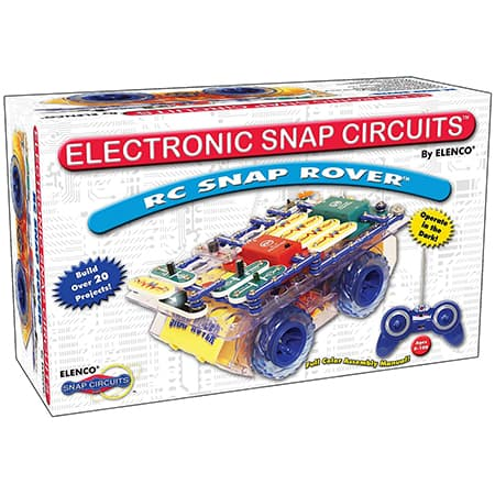 R/C Snap Rover Electronics Exploration Kit review