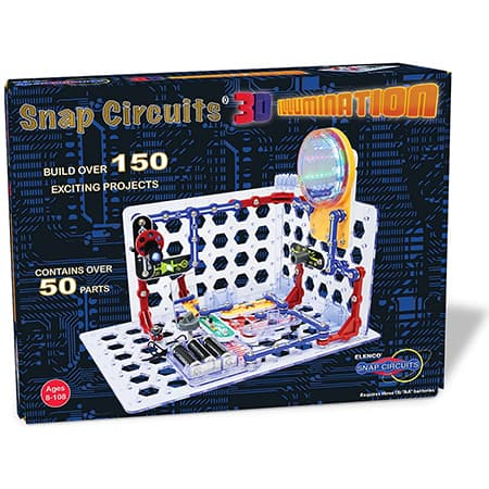 Snap Circuits 3D Illumination review