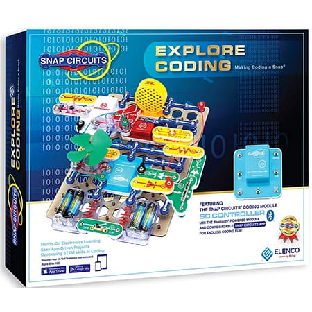 Snap Circuits Elenco Explore Coding Toy review