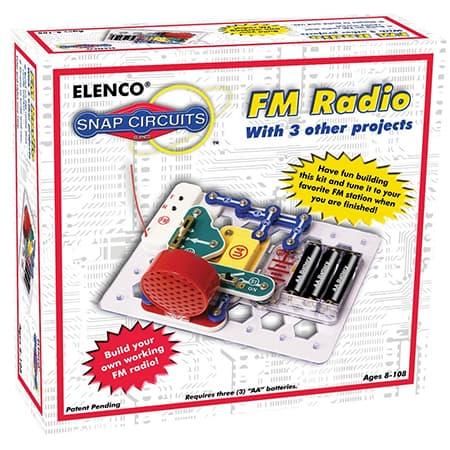 Snap Circuits FM Radio Kit review