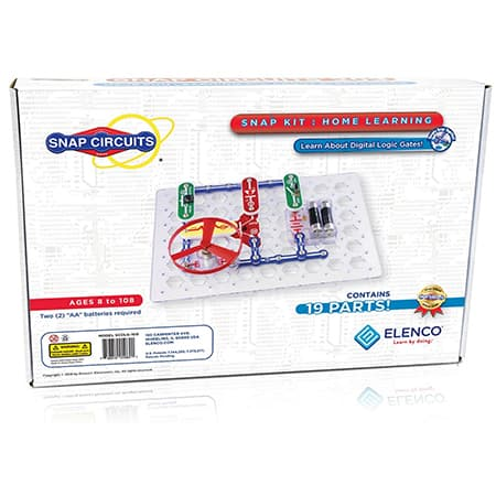 Snap Circuits Home Learning review