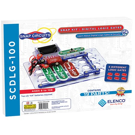 Snap Circuits Logic Gates review