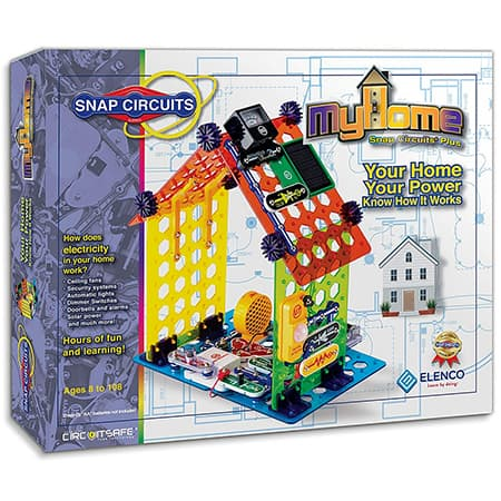 Snap Circuits My Home review
