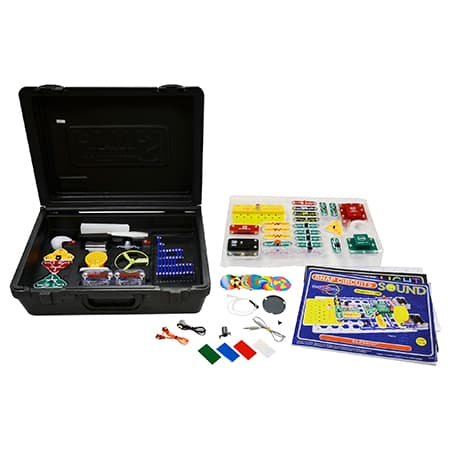 Snap Circuits R Deluxe Sound & Light Combo review
