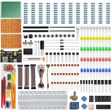 WayinTop Electronics Component Fun Kit Review