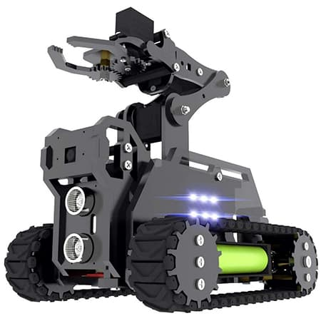 Adeept RaspTank WiFi Wireless Smart Robot Car Kit review