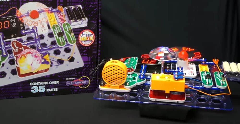 How to use snap circuits