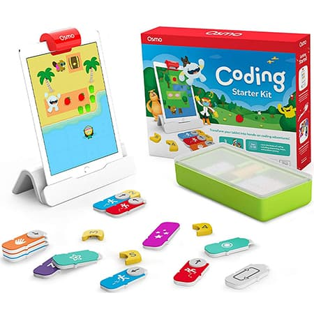 Osmo Coding Starter Kit for iPad review