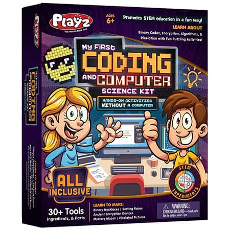 Playz My First Coding review